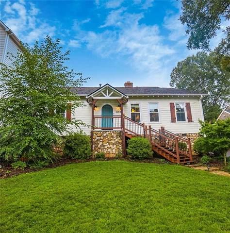 219 Cammer Avenue, Greenville, SC 29605 (MLS #20232635) :: Les Walden Real Estate