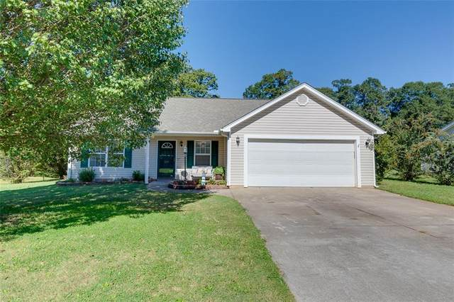 224 Rio Way, Anderson, SC 29625 (MLS #20232643) :: Tri-County Properties at KW Lake Region