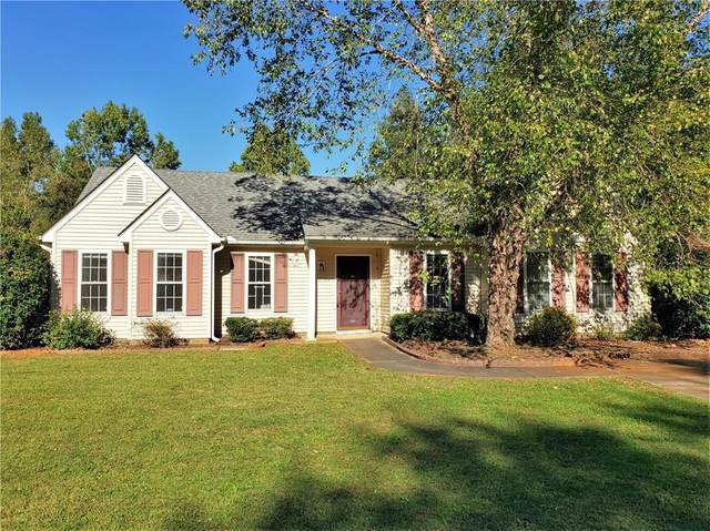 3344 Centerville Road, Anderson, SC 29625 (MLS #20232662) :: The Powell Group