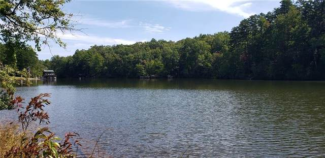 Lot 17 Lakeside Drive, Mountain  Rest, SC 29664 (#20232675) :: DeYoung & Company