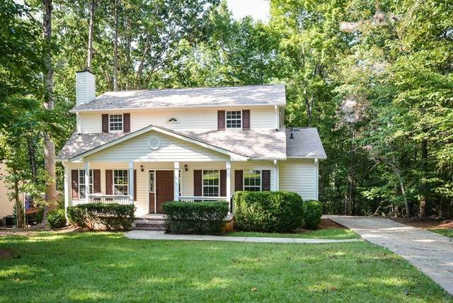 122 Falls Drive, Westminster, SC 29693 (MLS #20232698) :: Les Walden Real Estate