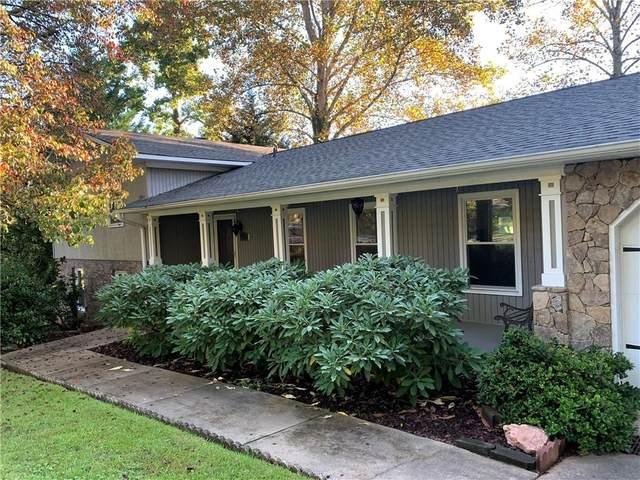 322 Hillandale Road, Seneca, SC 29672 (#20232719) :: Expert Real Estate Team