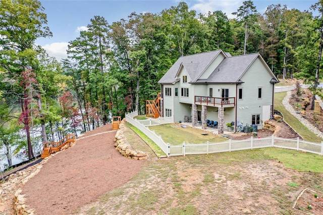 912 Clear Point Trail, Seneca, SC 29672 (MLS #20232725) :: Les Walden Real Estate