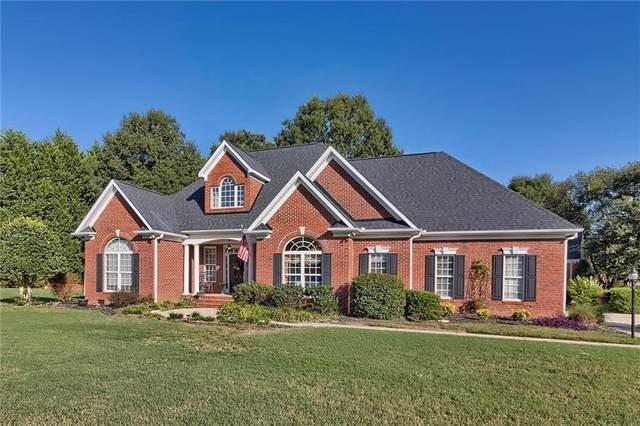 103 Selsea Drive, Easley, SC 29642 (MLS #20232739) :: Les Walden Real Estate