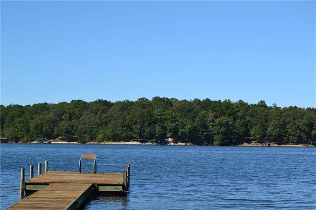 87 Breezy Point, Hartwell, GA 30643 (MLS #20232752) :: Tri-County Properties at KW Lake Region