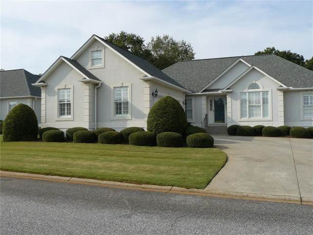 149 Bradley Park Street, Anderson, SC 29621 (MLS #20232764) :: Tri-County Properties at KW Lake Region