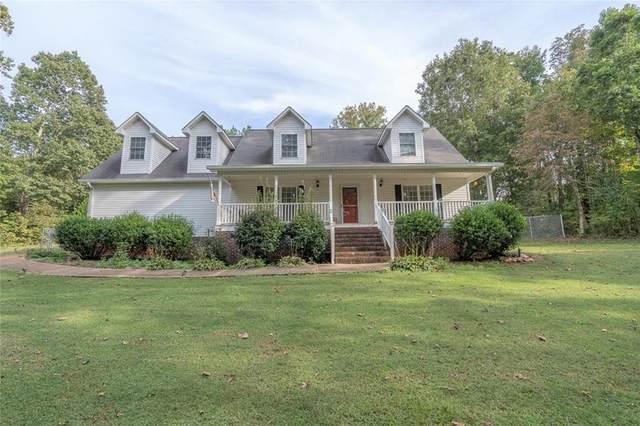 5132 Sunset Drive, Easley, SC 29642 (MLS #20232775) :: Les Walden Real Estate