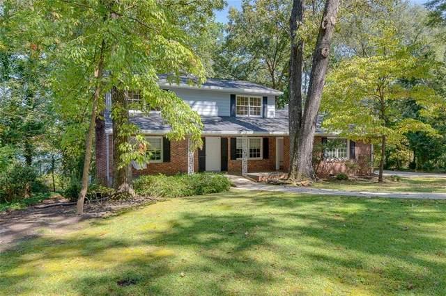 109 Lakeview Circle, Clemson, SC 29631 (MLS #20232786) :: Les Walden Real Estate