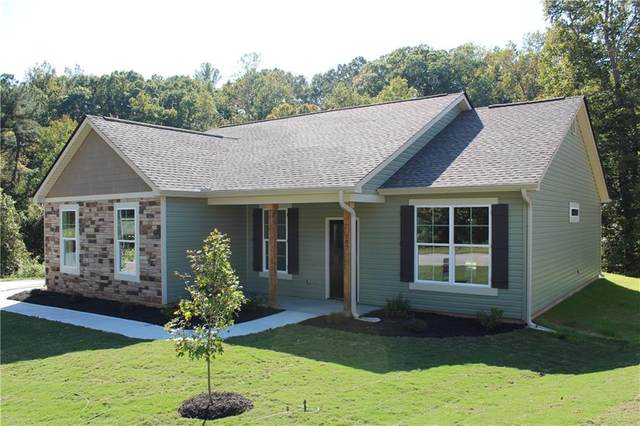 107 Cove View Court, Seneca, SC 29678 (MLS #20232795) :: Tri-County Properties at KW Lake Region