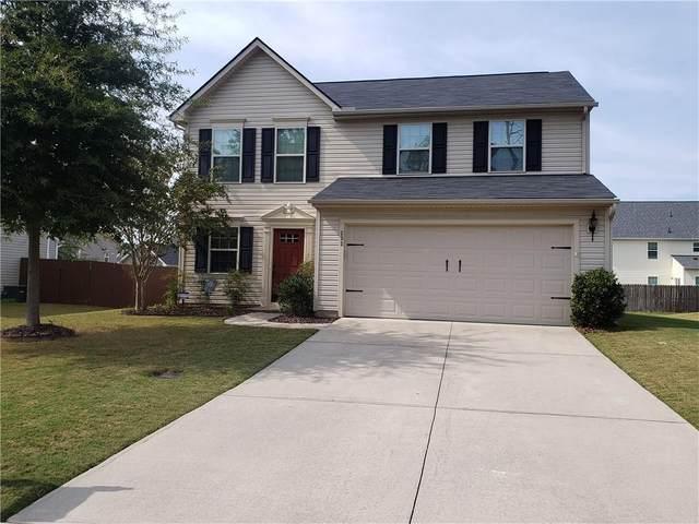 232 Creekside Way, Easley, SC 29642 (MLS #20232796) :: Les Walden Real Estate