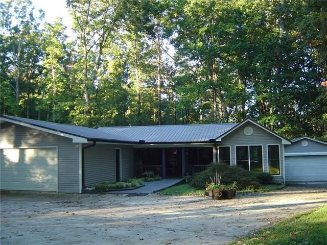 357 Hillshore Road, Lavonia, GA 30553 (MLS #20232816) :: Tri-County Properties at KW Lake Region