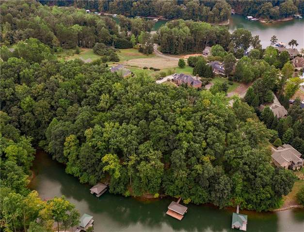 230 Long Bay Drive, West Union, SC 29696 (MLS #20232828) :: Tri-County Properties at KW Lake Region