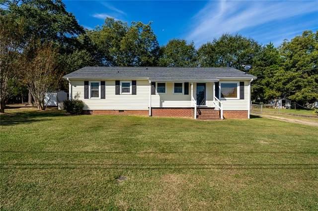 10 Tasha Drive, West Pelzer, SC 29669 (MLS #20232842) :: Les Walden Real Estate