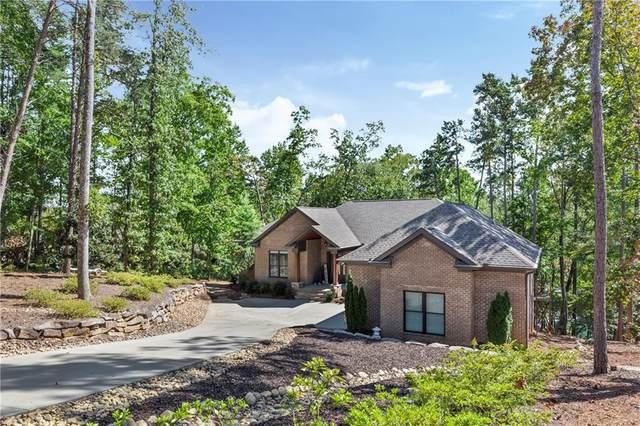 203 Sleepy Oak Court, Seneca, SC 29672 (MLS #20232863) :: Les Walden Real Estate