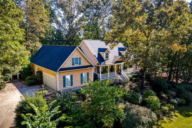 621 Chickasaw Drive, Westminster, SC 29693 (MLS #20232903) :: Les Walden Real Estate
