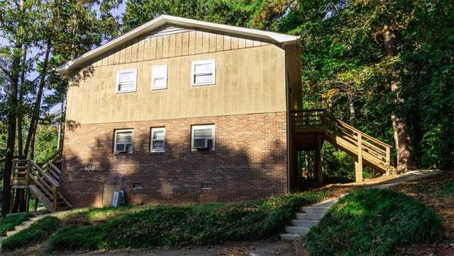408 Old Central Road, Clemson, SC 29631 (MLS #20232913) :: The Powell Group