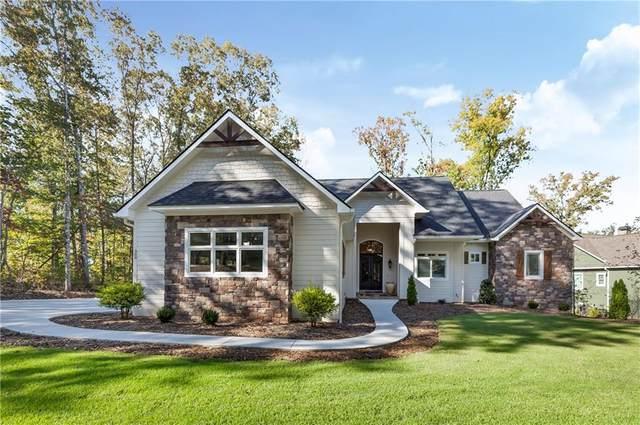 300 Pointe East Drive, Seneca, SC 29672 (MLS #20232919) :: Les Walden Real Estate