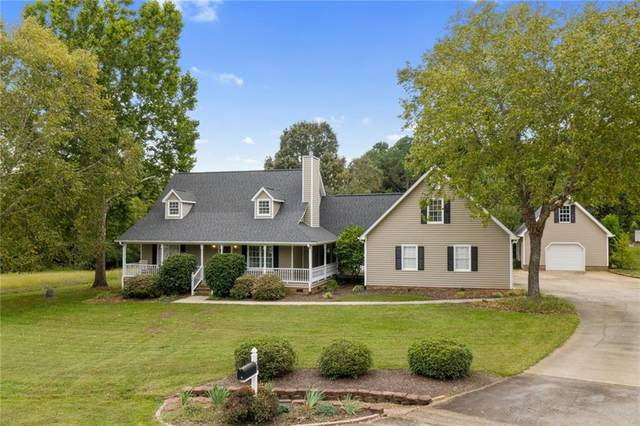 148 Dustin Street, Easley, SC 29642 (MLS #20232920) :: Tri-County Properties at KW Lake Region