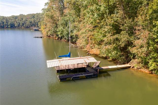127 Fennell Road, Townville, SC 29689 (MLS #20232933) :: Tri-County Properties at KW Lake Region