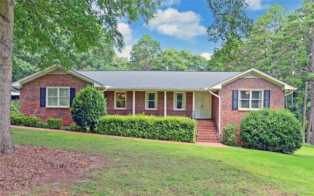 76 Rowland Road, Hartwell, GA 30643 (MLS #20232953) :: Les Walden Real Estate