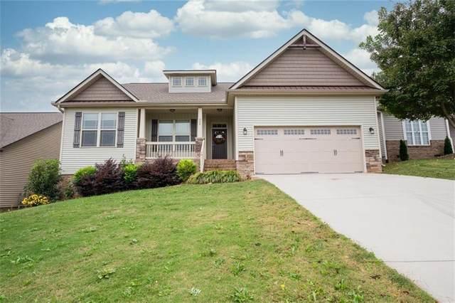208 Terrace View Way, Seneca, SC 29678 (MLS #20232956) :: Les Walden Real Estate
