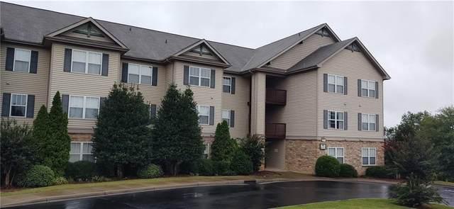 1121 Harts Ridge Drive, Seneca, SC 29678 (MLS #20232963) :: Les Walden Real Estate