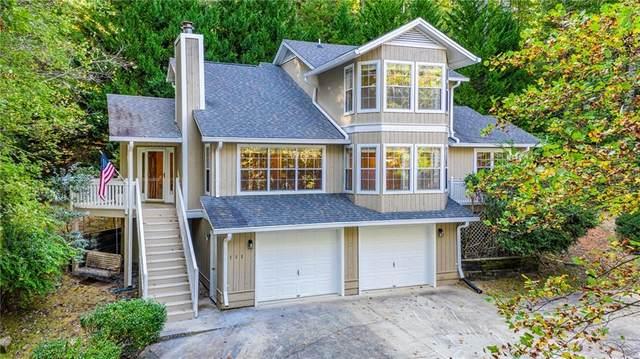 111 Fireside Lane, Pickens, SC 29671 (MLS #20232978) :: Tri-County Properties at KW Lake Region