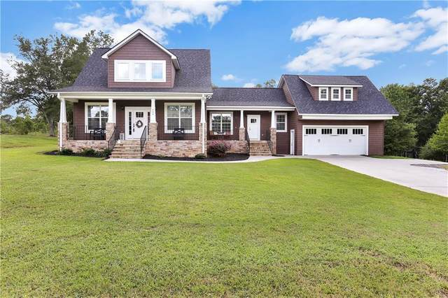 304 Jacob Lee Drive, Pelzer, SC 29669 (MLS #20232984) :: Les Walden Real Estate