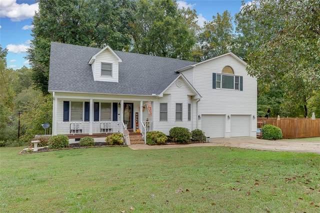 349 Springdale Avenue, Liberty, SC 29657 (MLS #20232992) :: Tri-County Properties at KW Lake Region