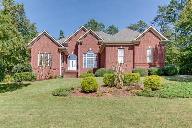 3202 Tumble Stone Drive, Seneca, SC 29678 (MLS #20233005) :: Les Walden Real Estate