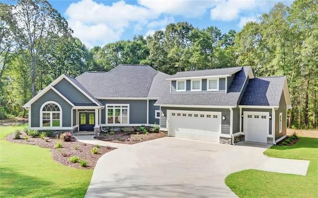70 Magnolia Lane, Hartwell, GA 30643 (MLS #20233020) :: Les Walden Real Estate