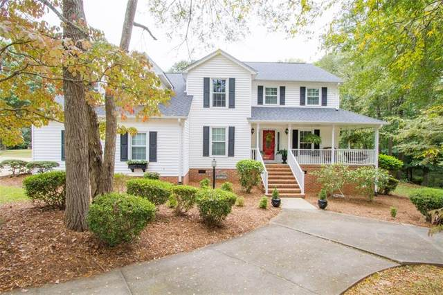 4010 Weatherstone Way, Anderson, SC 29621 (MLS #20233022) :: Les Walden Real Estate