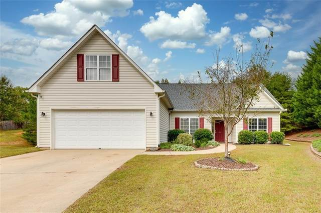 104 Spotted Wing Court, Easley, SC 29642 (MLS #20233062) :: Les Walden Real Estate
