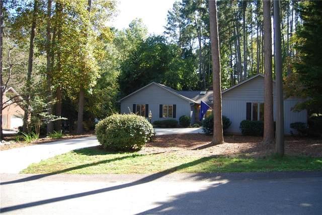 284 Stonehaven Way, Seneca, SC 29672 (MLS #20233074) :: Les Walden Real Estate