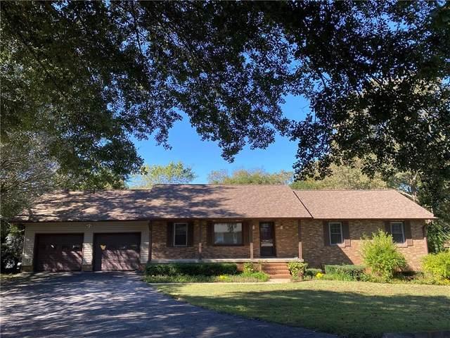 108 Evergreen Drive, Clemson, SC 29631 (MLS #20233084) :: Les Walden Real Estate