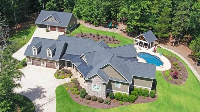 2434 Spratlin Mill Road, Hull, GA 30646 (MLS #20233087) :: Les Walden Real Estate