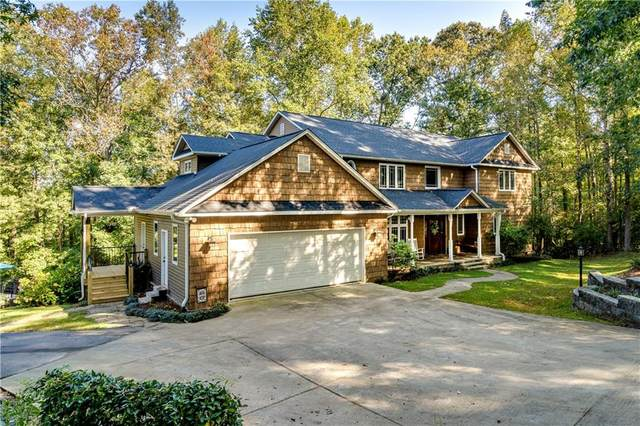 130 Rolling Creek Trail, Williamston, SC 29697 (#20233104) :: DeYoung & Company