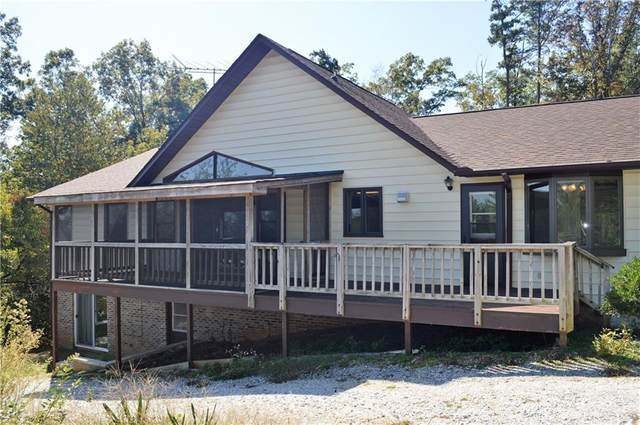 102 Rockingham Road, Seneca, SC 29672 (MLS #20233118) :: Tri-County Properties at KW Lake Region
