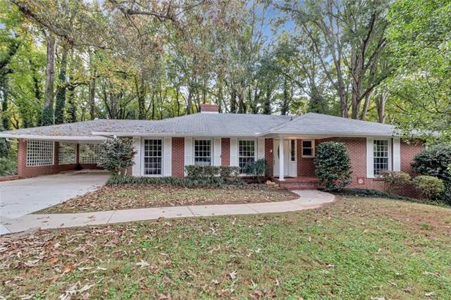100 College Heights Boulevard, Clemson, SC 29631 (MLS #20233123) :: Les Walden Real Estate