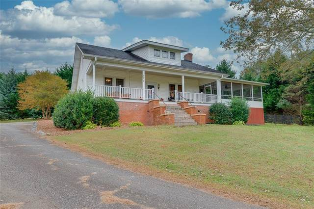 174 Banks Road, Pickens, SC 29671 (MLS #20233126) :: The Powell Group