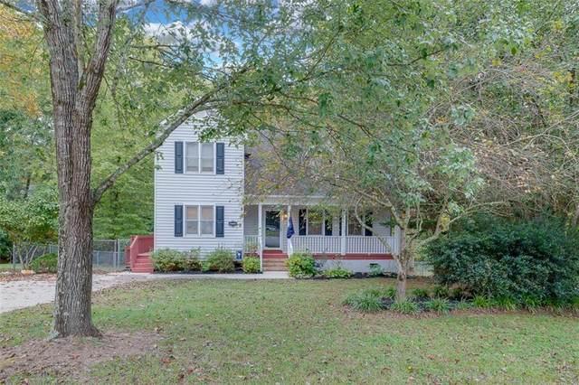 121 Emerald Court, Liberty, SC 29657 (MLS #20233131) :: Les Walden Real Estate