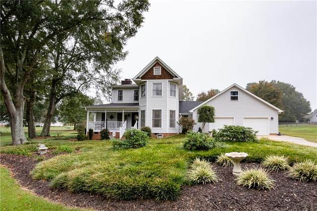 1705 Old Mill Road, Easley, SC 29642 (MLS #20233136) :: Tri-County Properties at KW Lake Region