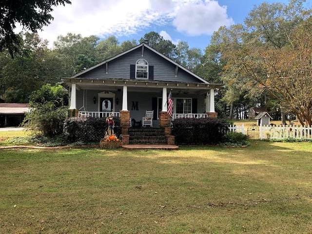 1509 Pettigrew Road, Iva, SC 29655 (MLS #20233142) :: The Powell Group