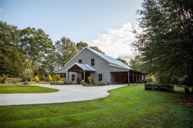 1250 Bishops Branch Rd Road, Central, SC 29630 (MLS #20233147) :: Tri-County Properties at KW Lake Region