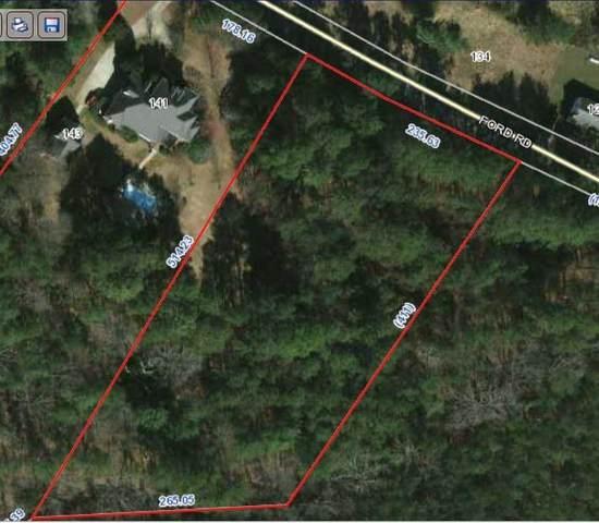 00 Ford Road, Central, SC 29630 (MLS #20233156) :: Les Walden Real Estate