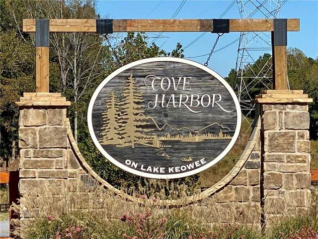lot 49 Cove Harbor Drive, Six Mile, SC 29682 (MLS #20233160) :: Tri-County Properties at KW Lake Region