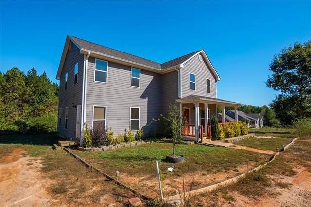 822 Dunklin Bridge Road, Fountain Inn, SC 29644 (MLS #20233182) :: Tri-County Properties at KW Lake Region