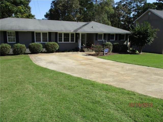 211 Voyles Rd Road, Anderson, SC 29625 (MLS #20233186) :: Tri-County Properties at KW Lake Region