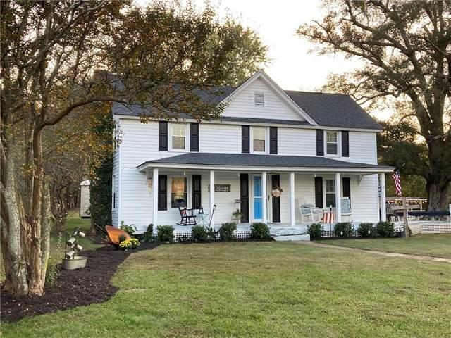 707 Old Dacusville Road, Easley, SC 29640 (MLS #20233187) :: Tri-County Properties at KW Lake Region