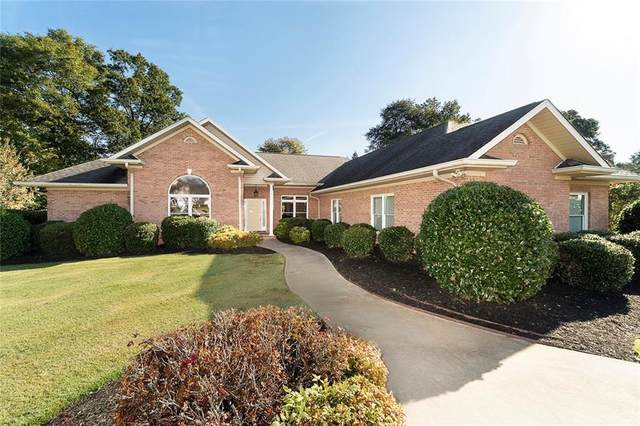 409 Inverness Way, Easley, SC 29642 (MLS #20233193) :: Tri-County Properties at KW Lake Region